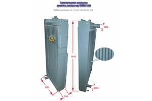Радиатор водяной двигателя экскаватора Hyundai R800
