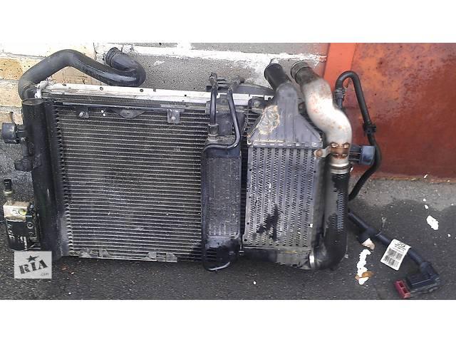продам радиатор интеркуллера Opel Astra G X17DTL  бу в Киеве