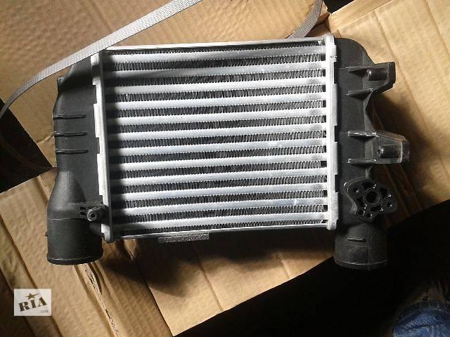 продам Радиатор интеркуллера на Audi A4/B6 бу в Львове