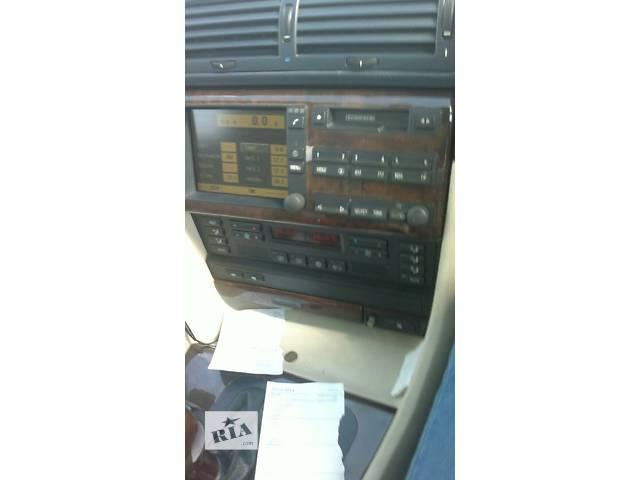 купить бу Радио и аудиооборудование/динамики для легкового авто BMW е39.38 tv/navi/telefon/dsp/ в Самборе