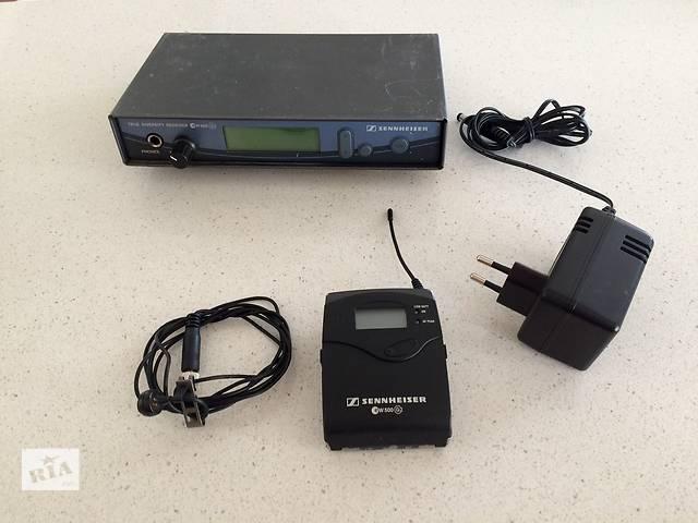 купить бу Радиосистема Sennheiser EW500G2 (приёмник, передатчик) в Киеве
