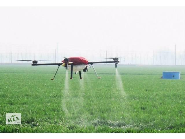 продам Расселение трихограммы при помощи летающих аппаратов - дронов бу  в Украине