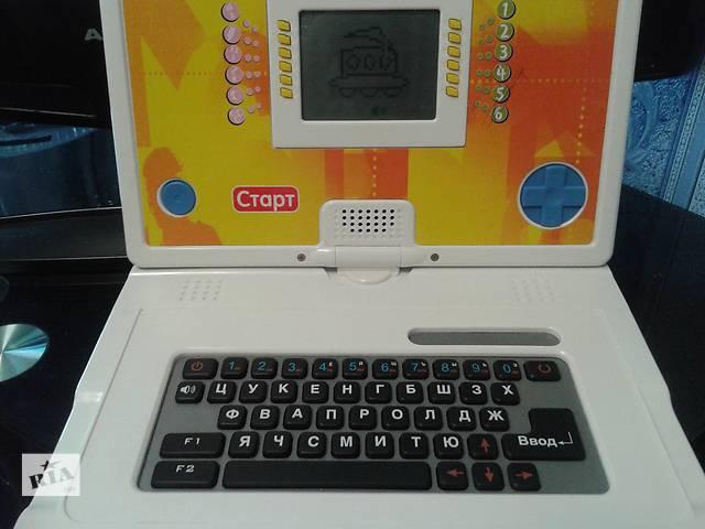 Развивающая игрушка Ноутбук- объявление о продаже  в Виннице