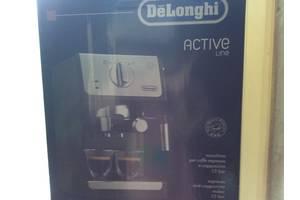 Новые Кофемашины для дома Delonghi