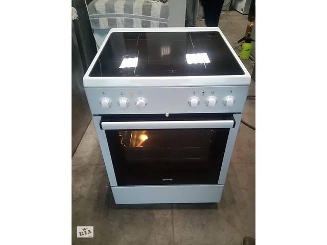 Електро скло кераміка плита б.у з Європи 60 на 60 см- объявление о продаже  в Кам'янці-Бузькій