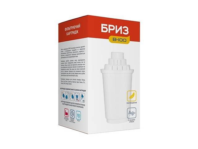 продам Картридж для фильтра-кувшина Бриз В-100 (BRK0327) бу в Киеве