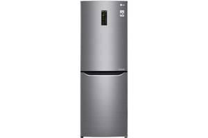 Холодильник LG GA-B389SMQZ серебристый