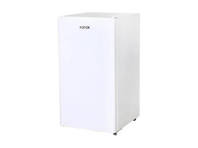 Холодильник Rotex RR-SD100 однокамерний, 86 л, 5 л, механічне, 83.1 см, 44.5 см, 49 см, 20 л, білий- объявление о продаже  в Дубно