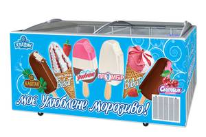 Новые Лари морозильные