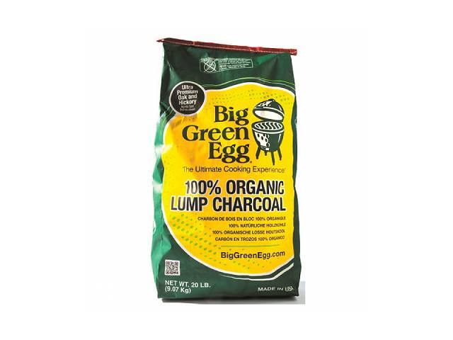 Натуральный уголь премиум  9кг Big Green Egg- объявление о продаже  в Киеве