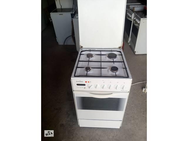 Плита газ - электро 50 ка бы.у из Европы- объявление о продаже  в Каменке-Бугской