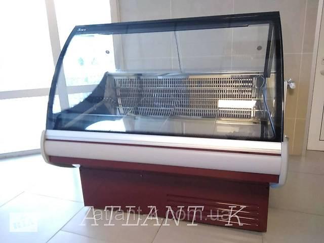 продам Витрина холодильная JUKA SGL 130 среднетемпературная, Выкладка 740 мм бу в Киеве