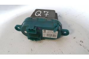 Регулятор оборотов вентилятора для Audi Q7 (4L) 2005-2015 б/у