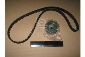 Ремень зубчатый ГРМ в упаковке 9,5х111х1057 ВАЗ 2108, ОКА с роликами (пр-во Gates)