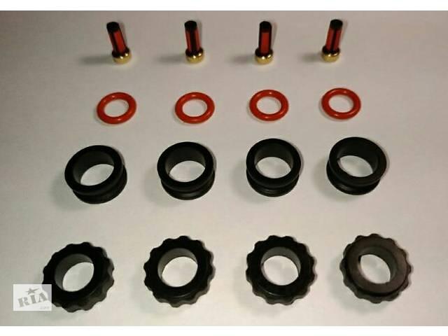 купить бу Ремкомплект топливных форсунок Мазда Mazda 626 GE, GF, GW, 323, Premacy, MPV, Cronos, Capella, двигатель 1.8, 2.0. Для ф в Харькове