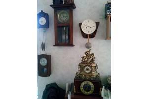 Ремонт напольных, настенных, настольных часов, реставрация часов с боем