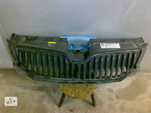 бу Решётка радиатора для легкового авто Skoda Octavia A7 в Харькове