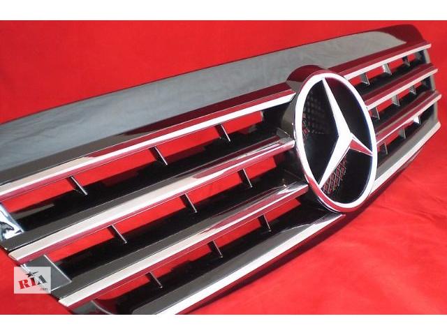 Решетка радиатора тюнинг Mercedes W220 (220031) Мерседес 220- объявление о продаже  в Луцке