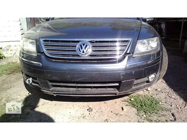 бу  Решетка радиатора на Volkswagen Phaeton Фольксваген Фаетон с 2002-2007г в Ровно