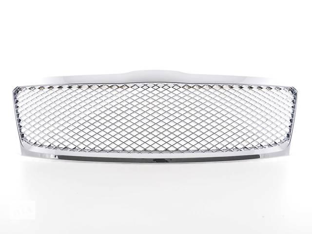 Решетка радиатора тюнинг Skoda Octavia 2 A5 хром FKSGSK205 Шкода Октавия- объявление о продаже  в Луцке
