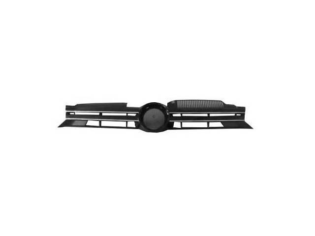 продам Решетка радиатора VW Golf VI '09-12 (кроме GTi) черная, открытая, с хром. молдингом (FPS) 5K0853651AJZLL бу в Киеве