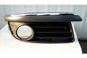 Новые Решётки бампера Volkswagen Golf