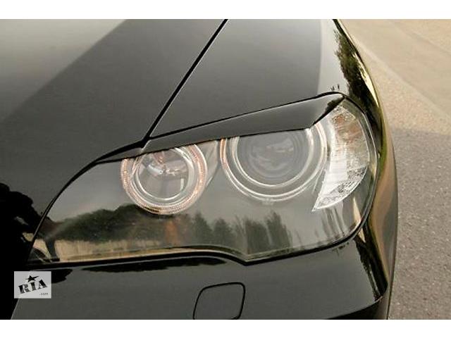 Реснички на фары BMW X5 E70 - объявление о продаже  в Киеве