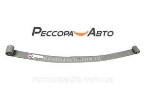 Рессора задняя на Fiat Ducato от 2002-2006 г. (коренной лист без изгибов) Фиат Дукато
