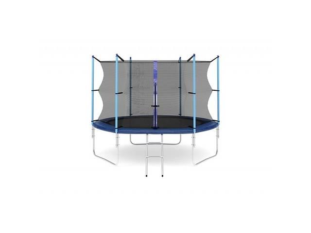 купить бу Батут Hop-Sport 10ft (305cm) blue с внутренней сеткой 3 ноги в Одессе