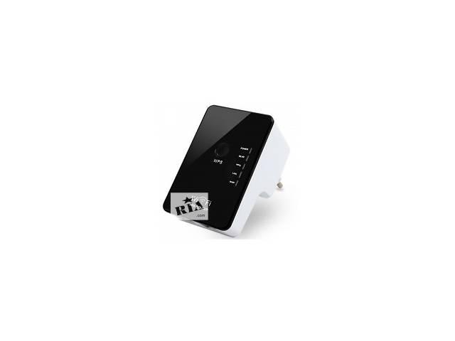купить бу Роутер Wi-Fi Reapeater LV-WR 02E черный Роутер Wi-Fi Reapeater LV-WR 02E черный в Одессе