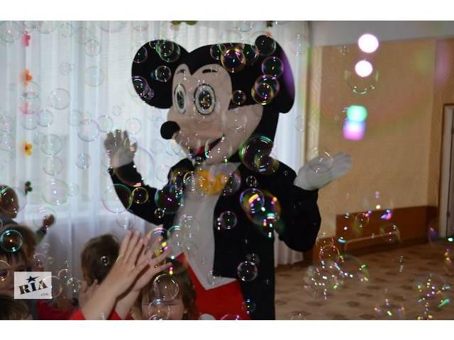 Развлечения на детские праздники- объявление о продаже  в Луцке
