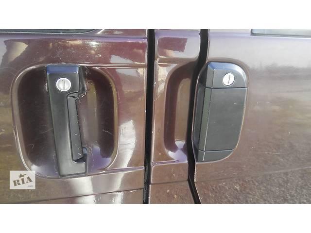Ручка двери Volkswagen Caravella Фольсваген Т 4 (Транспортер, Каравелла)- объявление о продаже  в Ровно