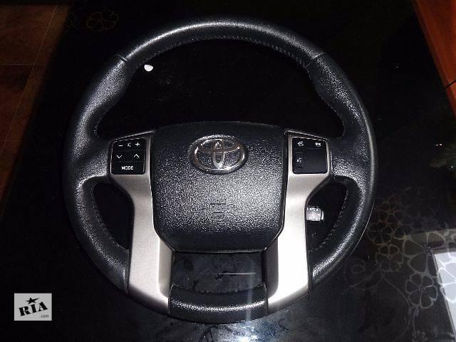 бу Руль для Toyota Prado 150 2013 в Львове