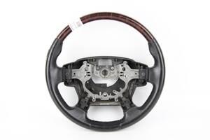 Руль кожа черный Toyota Camry 50 2011-  (31372)