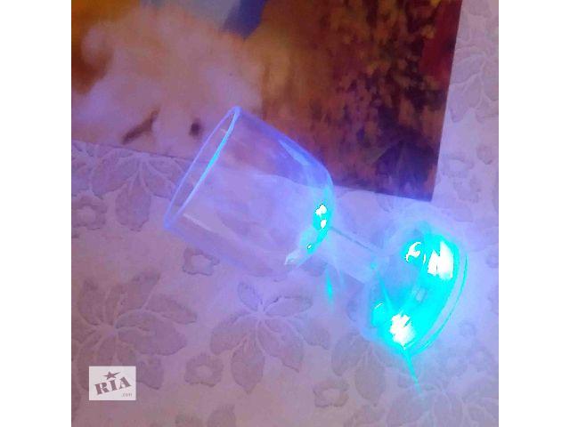 продам рюмочки светящиеся бу в Харькове