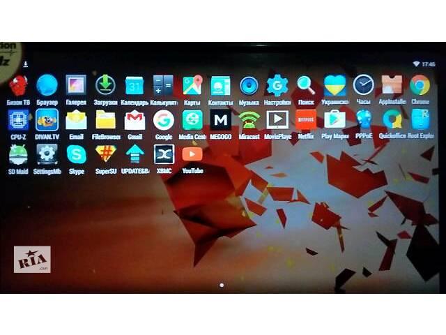бу с любого телевизора сделаем Smart tv  Т2 социальные сети интернет с помощью WI-FI приставки в Львове