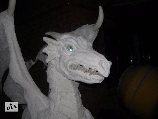 продам Садовые скульптуры Статуя дракона новый бу в Виннице