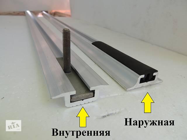 купить бу Салазка алюминиевая наружная для крепления сидений в автобусах в Киеве
