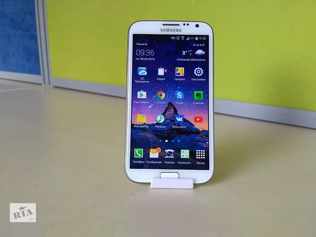 бу Samsung Galaxy Note 2 (оригинал, идеальное состояние) в Чернигове