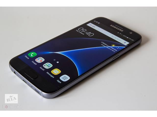 бу Samsung Galaxy S7 КОРЕЯ, РЕАЛЬНО 8ядер,4/32GB, МЕТАЛ гарантия 1год. в Киеве