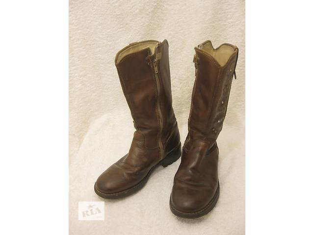 продам Сапожки Jigsaw Junior, размер 35, черевички, чобітки, сапоги кожаные бу в Тернополе