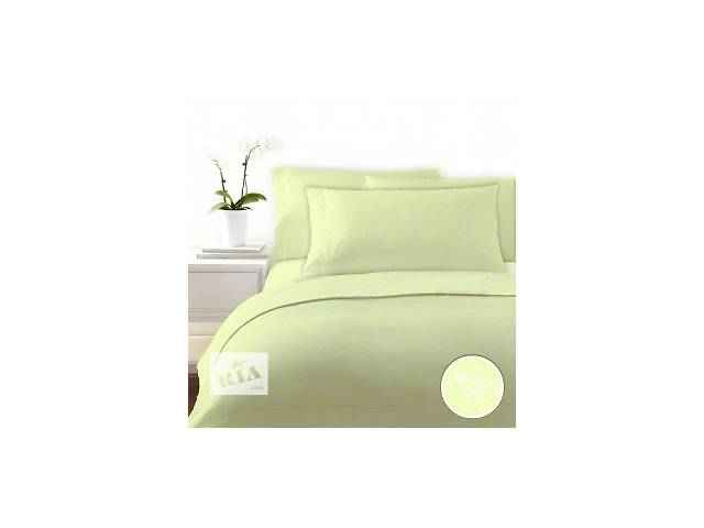 продам Сатиновый комплект постельного белья люкс евро 2-х спальный бу в Львове