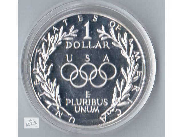 продам Серебряный доллар США 1988 г бу в Харькове
