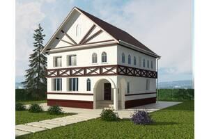 Дизайн и 3D визуализация домов