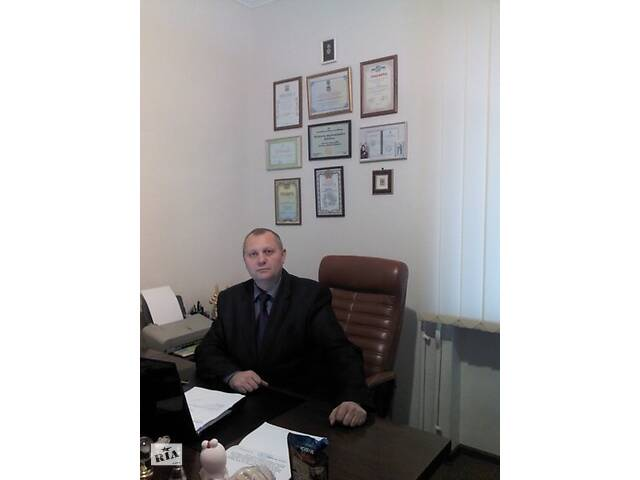 бу Адвокат Рукавец Александр Владимирович в Тернополе