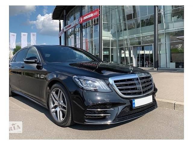 Аренда авто  Mercedes W222- объявление о продаже   в Украине