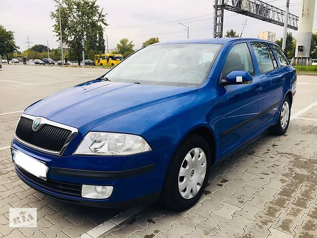 Аренда авто с выкупом Без Залога Skoda Oktavia Универсал