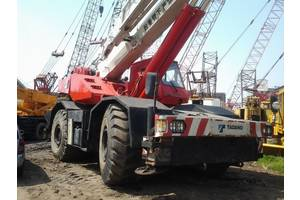 Аренда Автокрана Tadano RT 500 50 тон