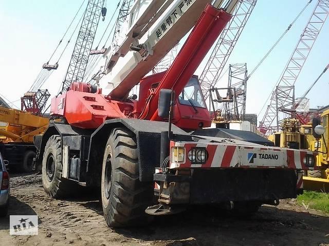 Аренда Автокрана Tadano RT 500 50 тон- объявление о продаже  в Киеве