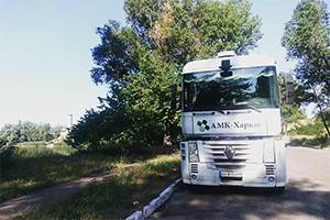 Автомобильные грузоперевозки по Украине